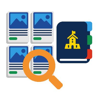 Find Provider Icon